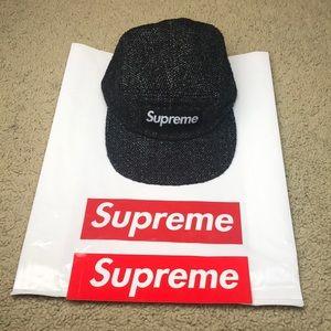 Supreme Wool Camp Cap Hat